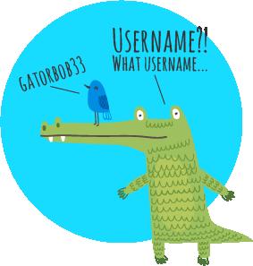 Gator-username