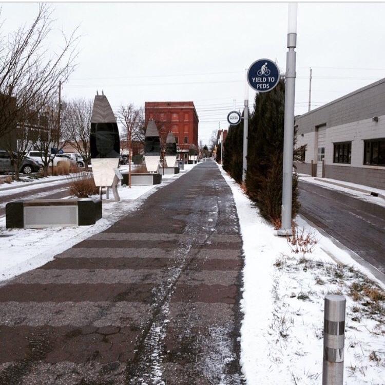 Pacers Bikeshare WinterRidership