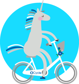 unicorn-bike