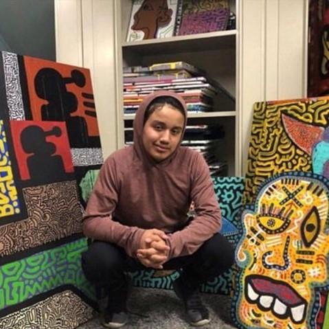 Juan and art