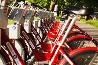 Bcycle Line