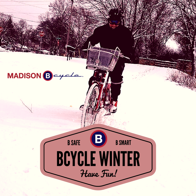 BCYCLE WINTER