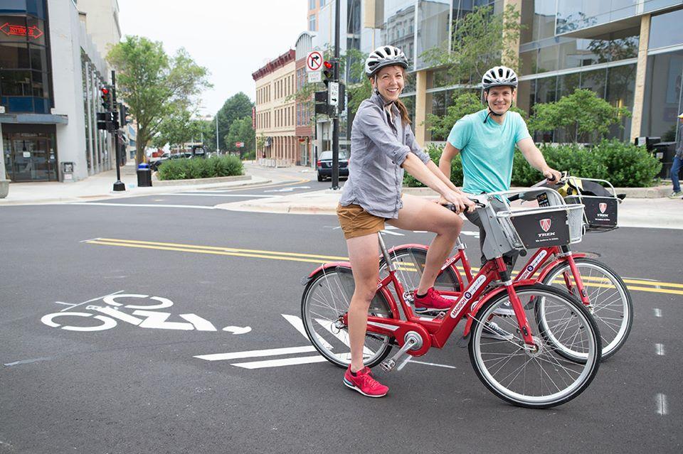 Madison Bcycle