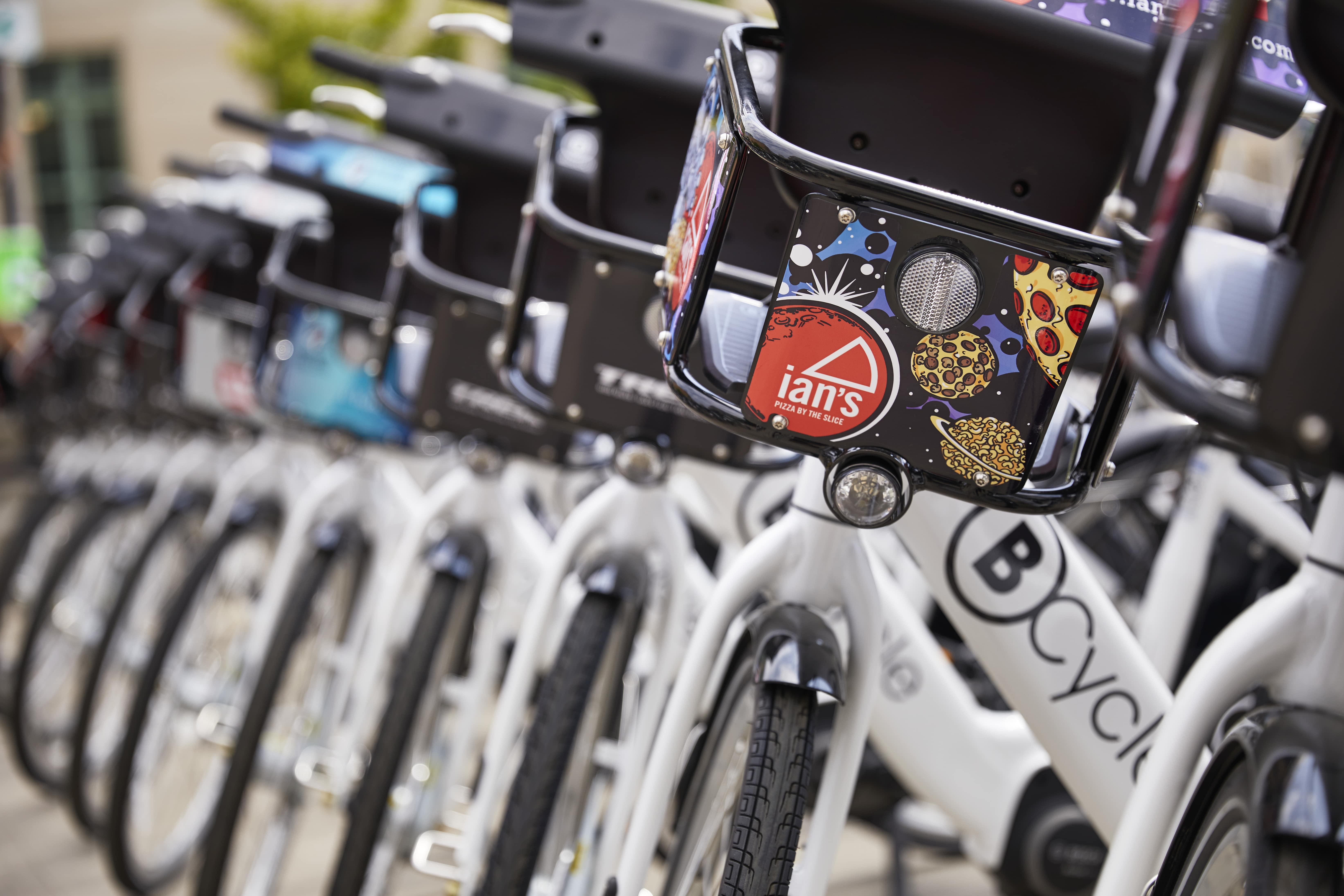 Sponsored Bikes