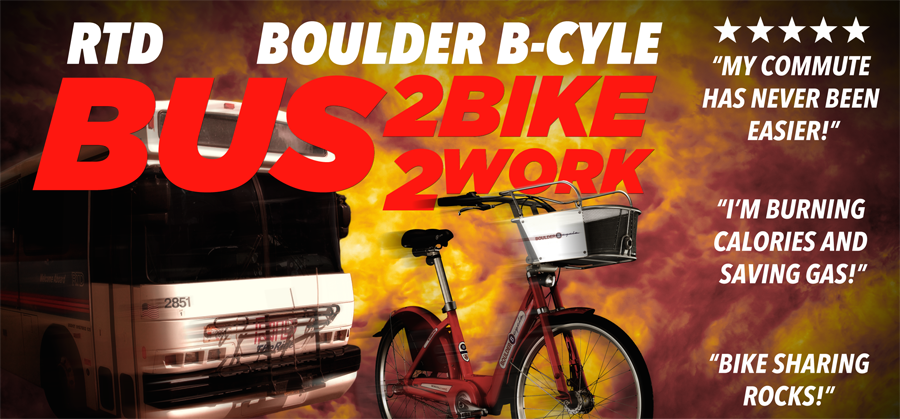 Bus2bike2work movie poster