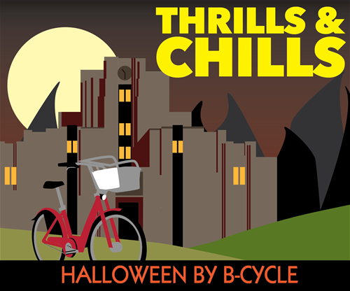 Thrills & Chills: Halloween by B-cycle