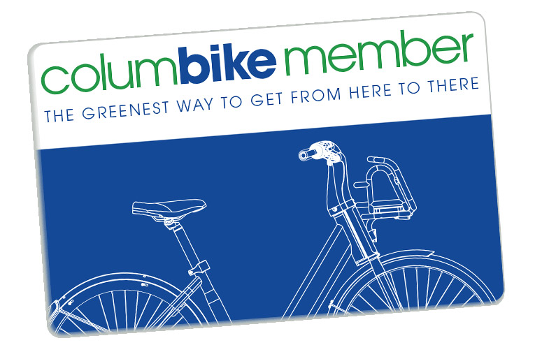 columbike-membership-card