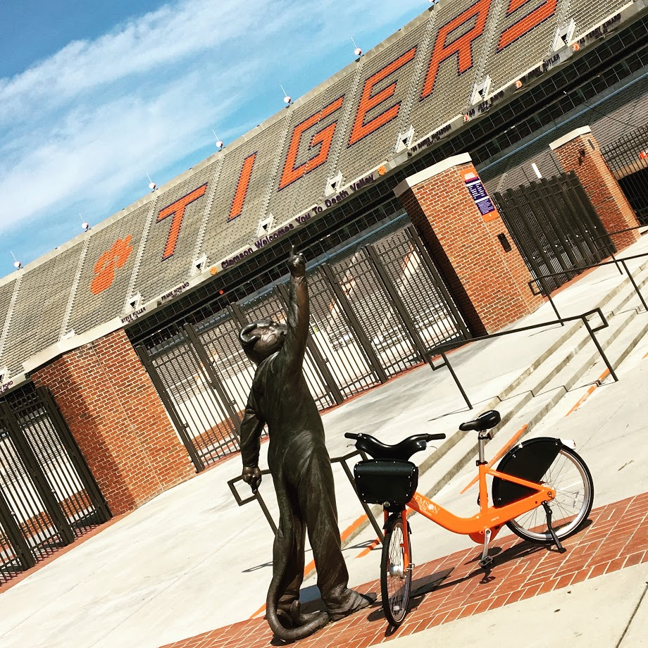 BikeShare at Memorial Stadium