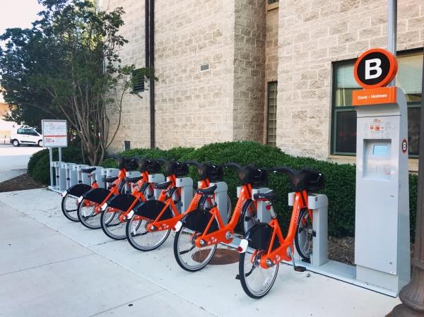 Optimized-bikeshare How it works