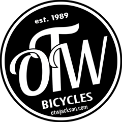 On Two Wheels Logo