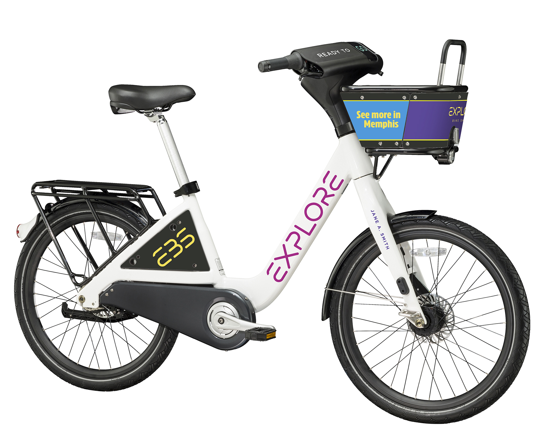 Dedicate a Bike