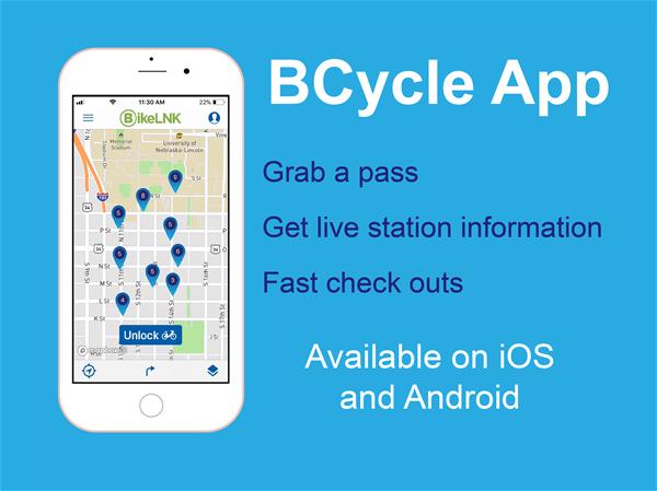 BikeLNK - BCycle App Web