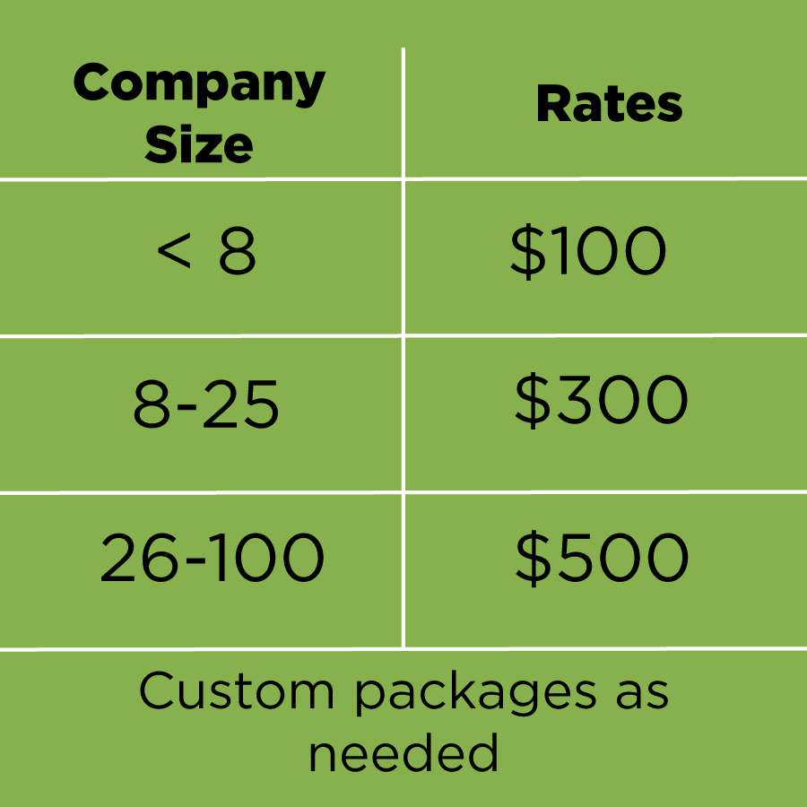 BikeLNK Corporate Rates