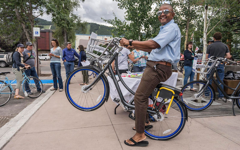 Bike Share Demo 2015